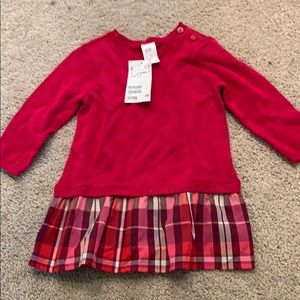 NWT baby girls HM dress 6-9 month
